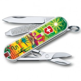 Briceag Victorinox Classic Mexican Sunset - 0.6223.L1807 - Limited Edition 2018