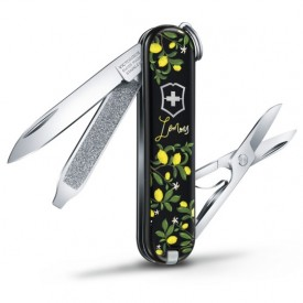 Briceag Victorinox Classic When Life Gives you Lemons - 0.6223.L1905 - Limited Edition 2019 unelte