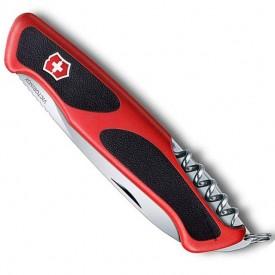 Briceag Victorinox RangerGrip 155, rosu/negru - 0.9563.WC