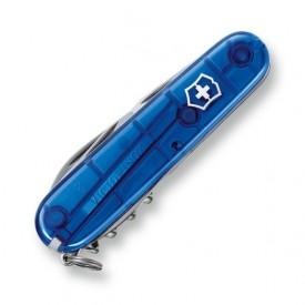 Briceag Victorinox Spartan, albastru transparent - 1.3603.T2 inchis