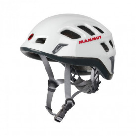 Casca Alpinism Mammut Rock Rider - White Zion - 52-57cm