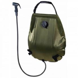 Dus solar camping portabil deluxe 20 litri cu termometru - OUTMA.37633