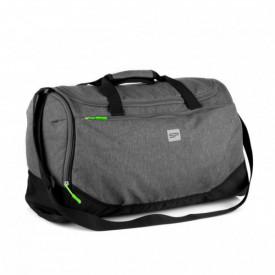 Geanta echipament sport impermeabila Spokey Pirx, 35 litri, gri - OUTMA.925032
