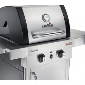 Gratar pe gaz din inox Char-Broil Professional 2200S TRU-Infrared - 140733 capac