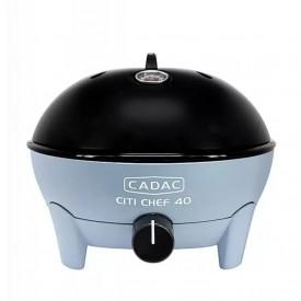 Gratar pe gaz si aragaz portabil Cadac Citi Chef 40 Sky Blue - 5610-20-15-EF