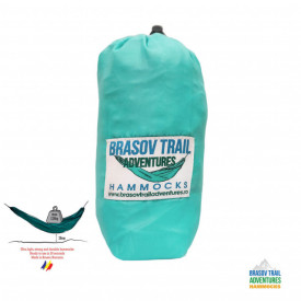 Hamac Brasov Trail Adventures Turquoise - BTA04
