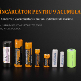 Incarcator Inteligent Fenix ARE-A2 3