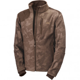Jacheta Blaser Fleece Camo Art Maro lateral