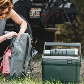Lada frigorifica verde Stanley Adventure 6.6l - 10-01622-038 utilizare