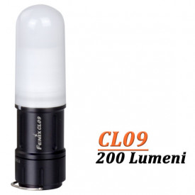 Lanterna camping Fenix CL09 Reincarcabila 200 lumeni 10 metri