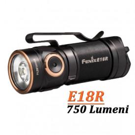 Lanterna Fenix E18R 750 lumeni - 136 Metri