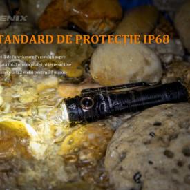 Lanterna Fenix E30R - Reincarcabila - 1600 Lumeni 203 Metri IPX