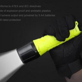 Lanterna Fenix SE10 - Lanterna ATEX - 100 lumeni 160 metri 3