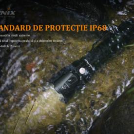 Lanterna Fenix TK22 V2.0 1600 Lumeni 405 Metri IPX