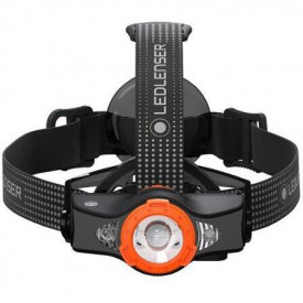Lanterna frontala Led Lenser MH11 Orange 1000LM/Acumulator+USB - A8.Z502166
