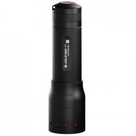 Lanterna Led Lenser P7 450LM/4XAAA + HUSA