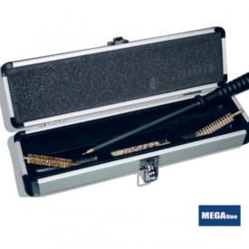 Megaline Trusa Curatat pentru Arma calibrul 12 in cutie de aluminiu.