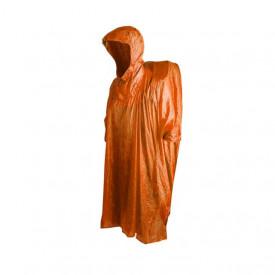 Pelerina de ploaie lunga Trimm Topic, culoare Orange
