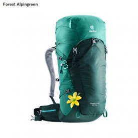 Rucsac Deuter Speed Lite 30 SL Woman Forest Alpingreen