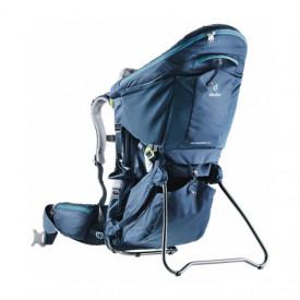 Rucsac pentru transport copii Deuter Kid Comfort Pro - Midnight Blue