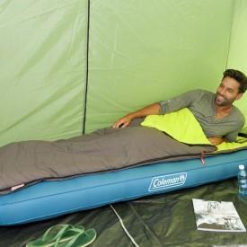 Sac de dormit Coleman Heaton Peak Comfort 220