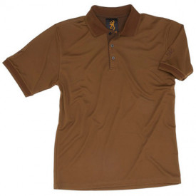Tricou Polo Browning Savannah Olive