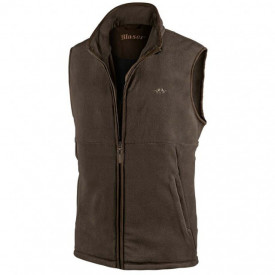 Vesta Blaser Basic Fleece Philip Dark Chocolate Brown