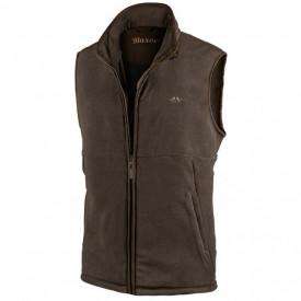 Vesta Blaser Basic Fleece Philip Dark Chocolate Brown