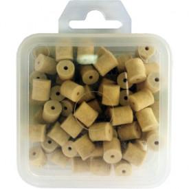 Ballistol Cutie pelete lana pentru curatat teava CAL 8X57/8X64/8X68 60BUC 2