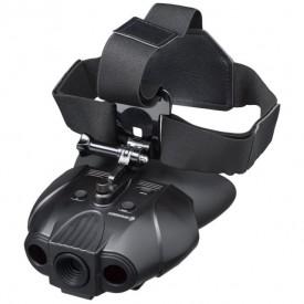 Binocular Night Vision digital Bresser 1X W cu montura cap