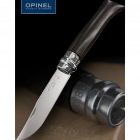 Briceag Opinel Nr.08 Inox Abanos, 8.5cm - 001352