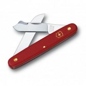 Briceag Victorinox pentru gradinarit, rosu - 3.9045