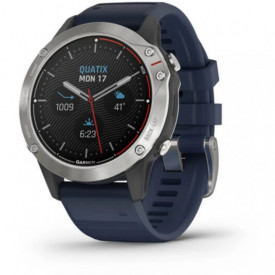 Ceas Garmin Quatix 6 Captain Blue 47mm - HG.010.02158.91