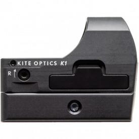 Dispozitiv de ochire Kite Optics Red Dot K1 2MOA cu prindere - VBO.K282356