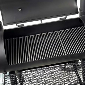 "Gratar pe carbuni cu afumatoare JOE's Barbeque Smoker 20"" Texas Classic JS-33753 2"