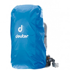 Husa impermeabila Deuter Rain Cover 1 protectie rucsac - Marime M - 20-35L - Cool Blue