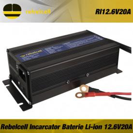 Incarcator RebelCell Baterie Li-ion 12.6V20A - RI12.6V20A