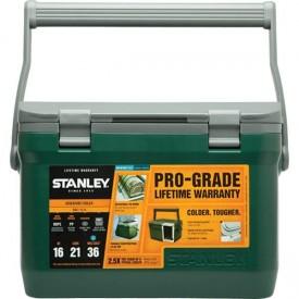Lada frigorifica verde Stanley Adventure 17.62L - 10-01623-038 frontal