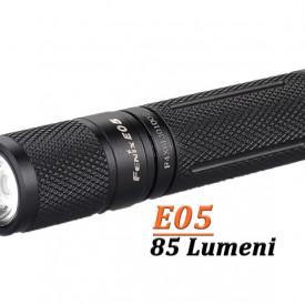 Lanterna Fenix E05 85 lumeni