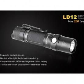 Lanterna Fenix LD12 - Editie 2017 - 320 Lumeni - 135 Metri 3