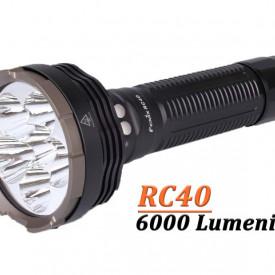 Lanterna Fenix RC40 - 6000 Lumeni - 730 Metri - Editie 2016