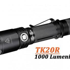Lanterna Fenix TK20R Reincarcabila 1000 lumeni 310 metri