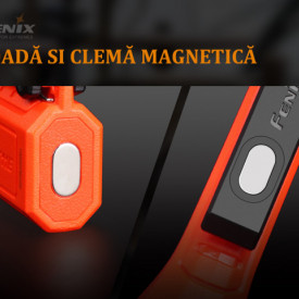 Lanterna Fenix WF11E - Lanternă ATEX - 200 Lumeni - 185 Metri 5