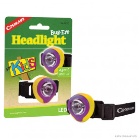 Lanterna frontala Coghlans Bug Eye - C0237