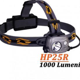 Lanterna frontala Fenix HP25R Reincarcabila 1000 lumeni 187 metri