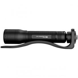 Lanterna Led Lenser P7R 1000LM - A8.Z9408.R conectata la incarcator