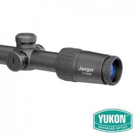 Luneta de arma Yukon Jaeger 3-12X56 X01I