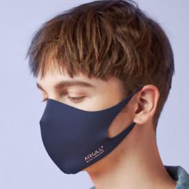 Masca textila reutilizabila cu tratament antiviral French Navy M 1
