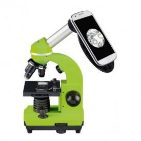 Microscop optic Bresser Junior Student Biolux SEL, verde - 8855600B4K000