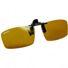 Ochelari de soare Clip On polarizati Daiwa galben - D.DPROPCFL2